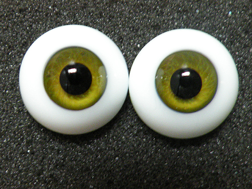 hito's new eyes